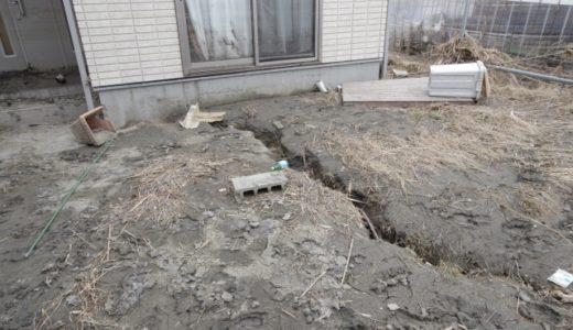 本震と余震の損害について