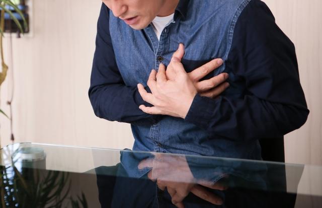 心筋梗塞 「いつ起こる?心筋梗塞・魔の時間帯」